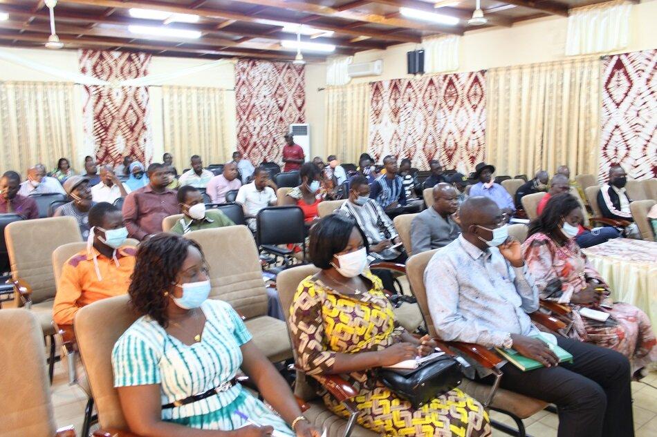 Les rencontres du groupe pays Burkina Faso